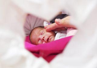Preterm baby