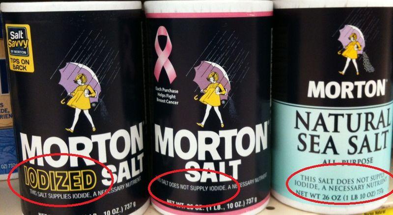 Non Iodized Sea Salt