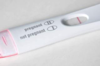 Neg pregnancy test